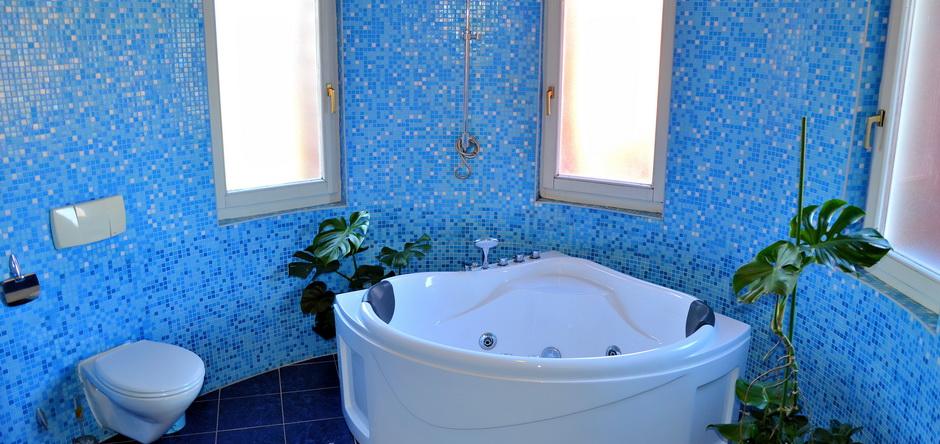 Vila Stars- kupatilo apartman br. 4